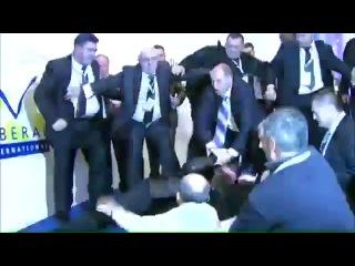 Неудачное покушение на политика в Болгарии